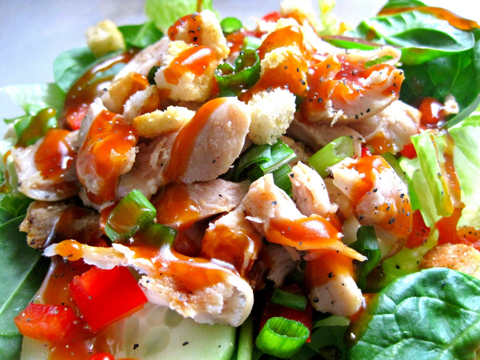 chinese chicken salad large