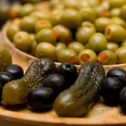 Profile picture of pickles and olives