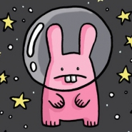 Profile picture of Space Bunny