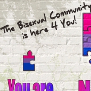 Group logo of Bi Pride Safe House