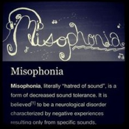 Misophonia and Misokinesia | Home | BlahTherapy - Online