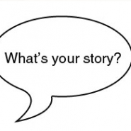 Group logo of What is your story?