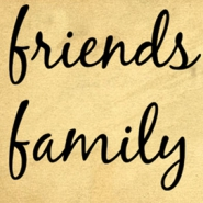 Group logo of Family And Friends