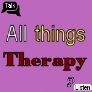 Group logo of All things therapy