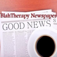 Group logo of BlahTherapy Newspaper