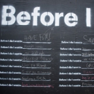 Group logo of Before I die...